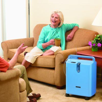 Stationary Oxygen Concentrators
